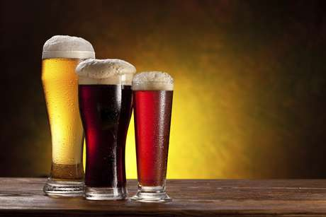 Os cardápios de alguns bares paulistanos reúnem diferentes tipos de cervejas e rótulos nacionais e internacionais