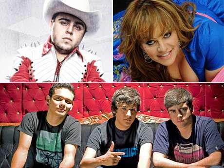 Premios Billboard de la Música Mexicana: Lista de nominados.