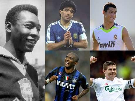 Figuras del futbol y sus simpáticas frases