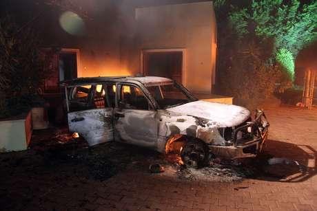 El ataque ocurrió en el Consulado de EE.UU. en Bengasi, Libia.
