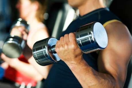 Gym peso como el perder mas en