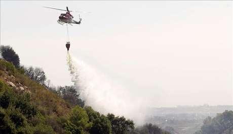 El detenido por el incendio en Mijas y un nuevo arrestado pasan a disposición judicial.
