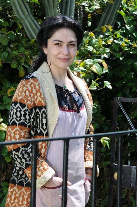 La actriz está esperando a su primer hijo.