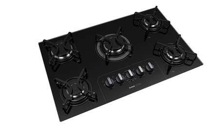 Os cooktops devem ser instalados em uma bancada que tenha entre 30 e 60 mm de espessura