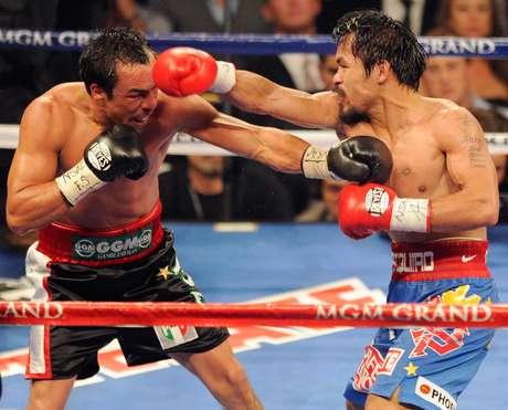 El filipino ganó el último combate por decisión.