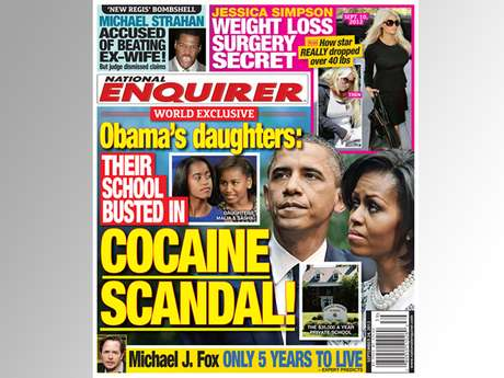 "Wait a sec, the school the Obamas go to is involved in a coke scandal?  The reportedly $35,000 a year school (that's like going to a university, people) has drug problems?   I don't know what this issue is all about, but it sounds like an episode of ""Pablo Escobar: El Patron del Mal"" and I want to buy it!  (Terra USA/Dennis Pastorizo)"