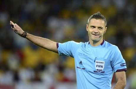 El esloveno Damir Skomina será el encargado de llevar a buien puerto el duelo Real Madrid-Manchester City, en el estadio Santiago Bernabeu.