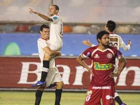 Calcaterra llegó al club esta temporada.