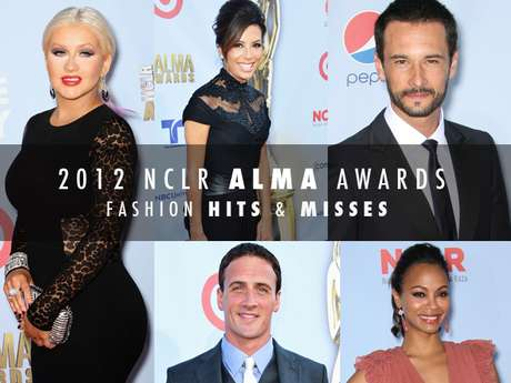The 2012 Alma Awards were full of glitz and gloomy glamour. Most of the celebrities on the red carpet seemed like they were attending a funeral. Do these awards have such a bed rep? We love them because they unite all of the Latinos in Hollywood. Find out which celebrities hit the mark and who just plain ol' missed it. (Terra USA/Armando Tinoco)