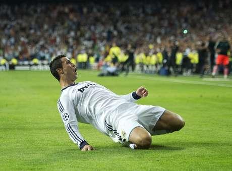 Cristiano le dio la victoria al Real Madrid.