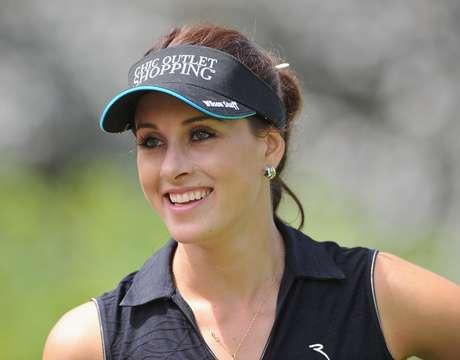 Maria Verchenova, es una golfista profesional y primera en ingresar en el Ladies European Tour, destacando además por su belleza.