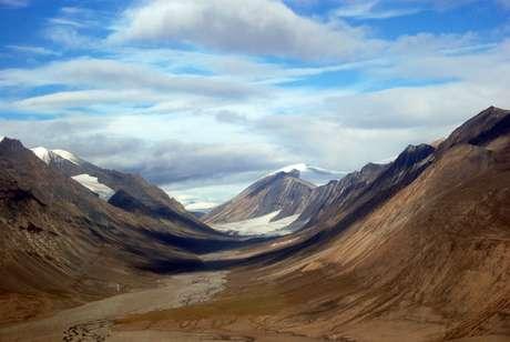 La extensión de los glaciares del Ártico ha disminuido un 13 % desde 1979 a 2012.