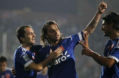 Ezequiel Videla manfiestó su respaldo hacia el golero azul.