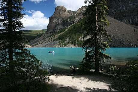 O Canadá tem uma grande extensão territorial com muitas belezas naturais