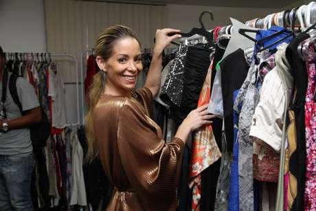 O brechó que já funcionava pela internet ganha agora loja em shopping carioca