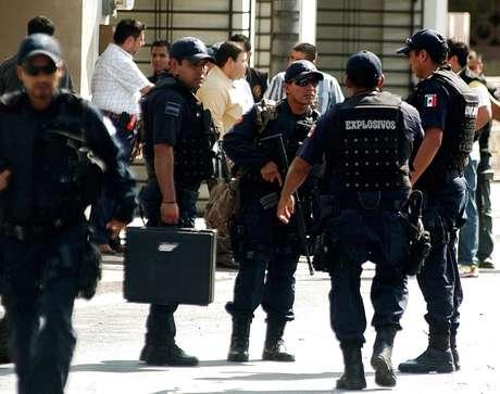 Con estos siete arrestos la Policía Federal mexicana eleva a diecisiete la cifra de personas presuntamente relacionadas con el cártel del Golfo detenidas este mes en Nuevo León.