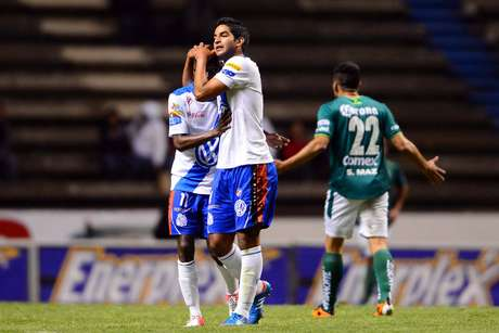 Puebla reacted at home to salvage a 1-1 draw against Leon.