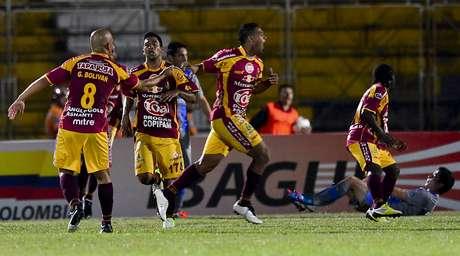 Deportes Tolima empató 0-0 contra Atlético Huila, en Neiva
