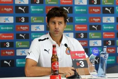 Espanyol coach Mauricio Pochettino has yet to lead his team to a victory this season.