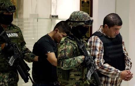 """La captura de """"El Talibán"""" pudiera fortalecer la posición de Treviño Morales, que comparte el mando de Los Zetas con Heriberto Lazcano, alias """"El Lazca""""."""
