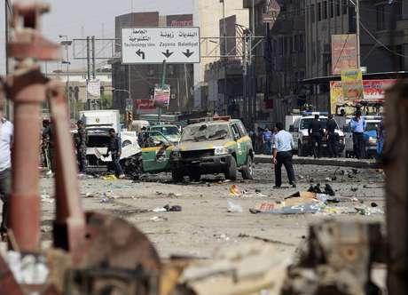 Desde principios de mes, por lo menos 252 personas murieron en la violencia endémica que impera en Irak, según un recuento de AFP, y 801 resultaron heridas.