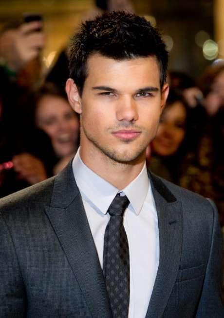 el séptimo puesto es para el iresistible Taylor Lautner, quien a ...
