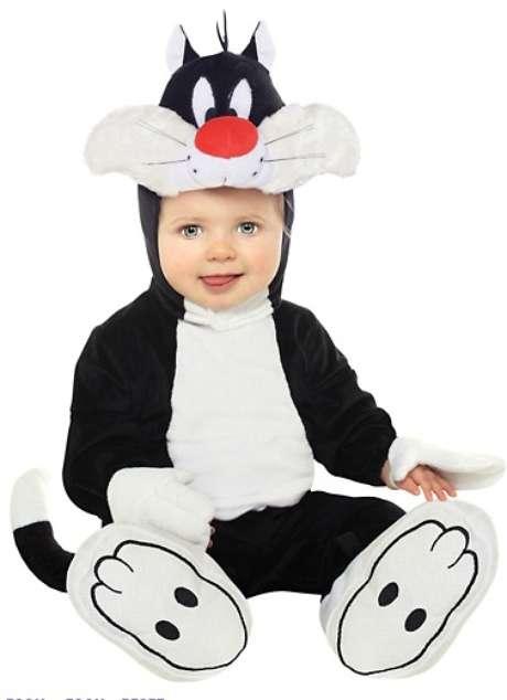 Halloween 50 disfraces para beb s y ni os - Disfraz halloween bebe 1 ano ...