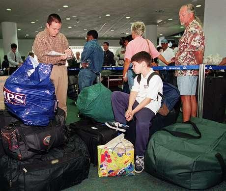Todos los pasajeros que viajan de México a Estados Unidos son sometidos a un escrutinio por el Departamento de Seguridad Nacional.
