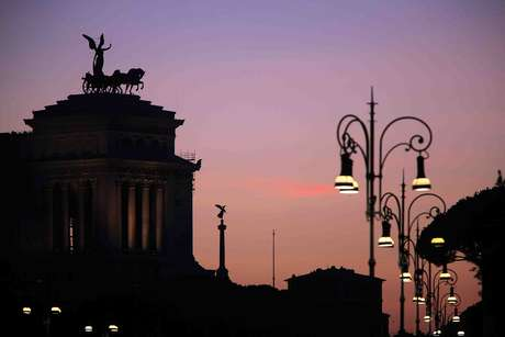 Roma está entre as cidades mais visitadas pelos brasileiros