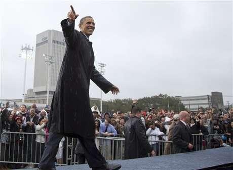 Obama logró recaudación récord en septiembre.
