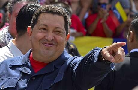 Chávez ganó con el 54,4%, mientras Capriles se quedó rezagado con un 44,9%.