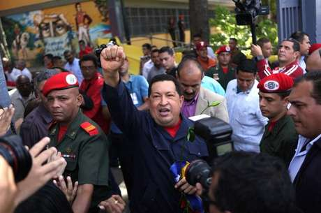 It was Chavez's third re-election victory in nearly 14 years in office.