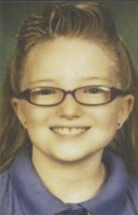 Jessica Ridgeway, 10, who vanished October 5, 2012, after leaving for school in the Denver suburb of Westminster, Colorado is shown in this undated photograph provided by the Westminster, Colorado Police Department. The search for Ridgeway who authorities believe was abducted on her way to school has led to the discovery of a dismembered body at a park several miles from where the fifth-grader vanished, police said on October 11, 2012.