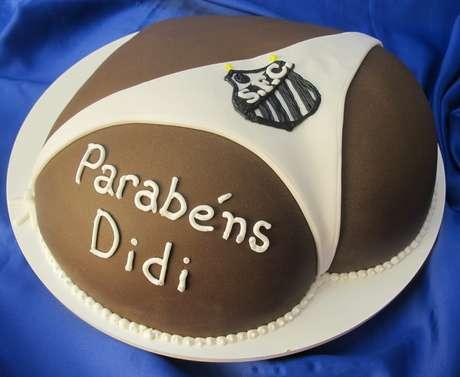 O bom-humor também tem espaço nos bolos daThe Best Party
