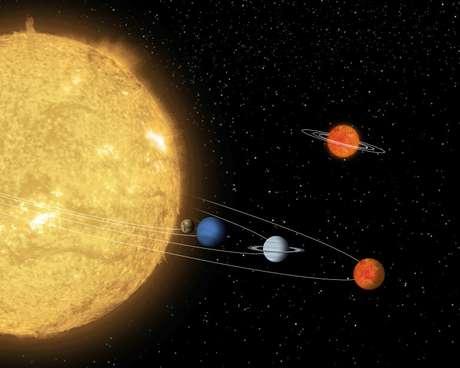 Científicos de la Universidad de Yale (EEUU) han averiguado que el planeta '55 Cancri e', descubierto en el 2011, es rocoso y está compuesto de grafito y diamante, es dos veces más grande que la Tierra y tiene una masa ocho veces mayor que esta.