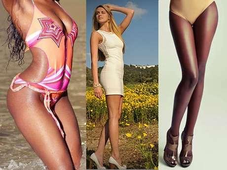 Piernas largas, tonificadas y bien contorneadas son el común denominador de estas concursantes a Miss Universo 2012, que se han destacado por sus sensuales y muy llamativas piernas.