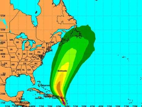 Se pronostica que la tormenta Rafael cobre fuerza.