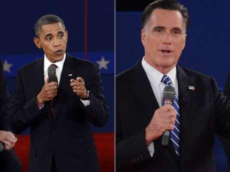 Los ataques mutuos y el contrapunteo fueron los protagonistas en el segundo debate presidencial entre el presidente demócrata Barack Obama y el candidato republicano Mitt Romney.