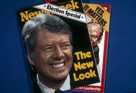 Portada de una de las ediciones especiales de la revista Newsweek.