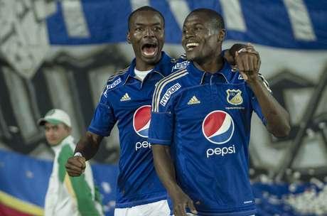 Millonarios avanzó a cuartos de final de la Sudamericana tras superar a Palmeiras