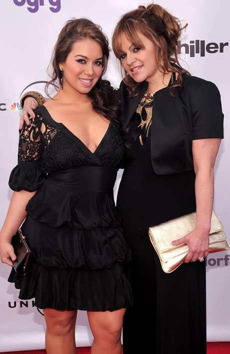 Janney Rivera aseguró que sería incapaz de traicionar a su madre Jenni Rivera.