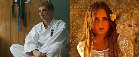 Los dos jóvenes que han subastado su virginidad por internet, como acción del documental 'Virgins Wanted'
