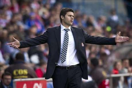 """Pochettino dice que el Málaga """"está deslumbrando"""" a la Liga y a Europa"""