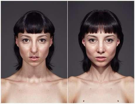 Estudios científicos identifican la simetría de los rostros como uno de los requisitos para la noción de belleza.