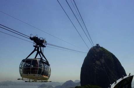 El emblemático funicular que llega hasta la cima del 'Pan de Azúcar' cumplió 100 años.