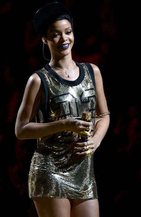 Esta será la segunda ocasión que Rihanna visitará la ciudad de México.