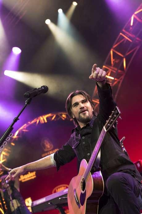 Juanes revoluciona Londres con buena música.