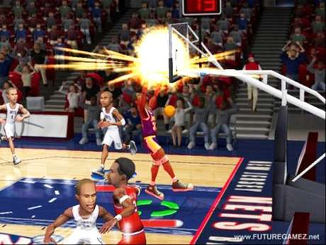 Sports have been an important part of the video game industry since the beginning, and it's a niche that developers have been exploiting time and again. Today, there's not a sport around that hasn't been represented in the gaming industry. For instance, NBA Jam was a popular two-player game which was more like an exaggerated street game, where players competed in teams of two on a full court. the object was to hit four shots in a row so your player could catch 'fire,' which turned the ball literally into a fireball that went in from anywhere the player shot it. Developed by Midway in 1993.