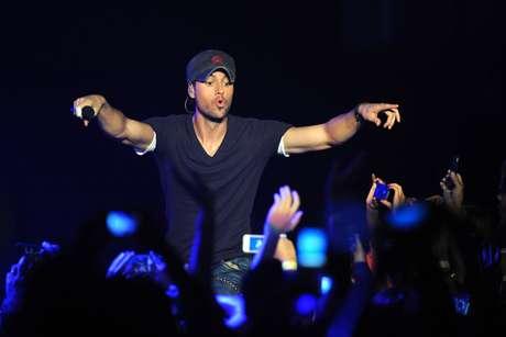 Enrique Iglesias ama al artista más nominado al Latin Grammy.