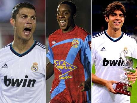 Así sean estrellas del fútbol mundial o jugadores menos populares, estos futbolistas no pasan desapercibidos por sus particulares nombres. A continuación, te presentamos algunos de los nombres más curiosos del fútbol en la actualidad.